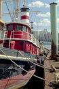 Free Old Tugboat East River New York USA Stock Photo - 3168430