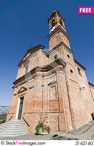 Free Italian Church Stock Photo - 3162160