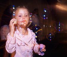 Free Soap Bubbles Stock Photo - 3160210