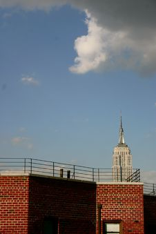Free Empire State Building, NYC Royalty Free Stock Image - 3161306