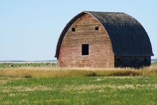 Free Barn In Field Stock Photos - 3161403