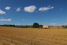 Free Harvesting Royalty Free Stock Image - 3161656