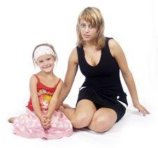 Free Lacky Girls Royalty Free Stock Photography - 3163617