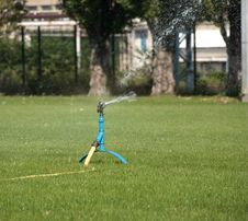 Free Sprinkler Stock Photography - 3163962