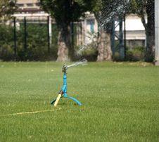 Free Sprinkler Stock Photography - 3163962