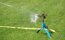 Free Sprinkler Stock Photos - 3163993