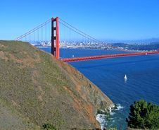 Free Golden Gate, San Francisco Stock Image - 3164201