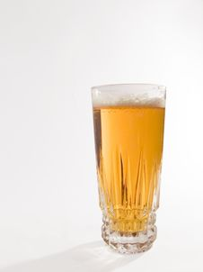 Free Glass With Beer Royalty Free Stock Photo - 3165145