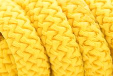 Free Coils Of A Cord Royalty Free Stock Photo - 3165815