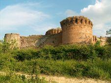 Castello Monte Poggiolo Royalty Free Stock Photo