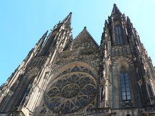 Free St. Vitus Cathedral Royalty Free Stock Photos - 3166528