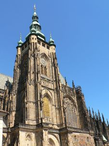 Free St. Vitus Cathedral Royalty Free Stock Image - 3166536