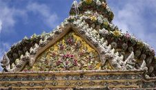 Free Details Of Thailand Palace Royalty Free Stock Photo - 3167295