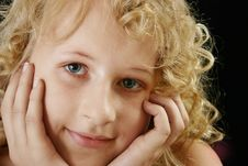 Free Girl Royalty Free Stock Photography - 3168207