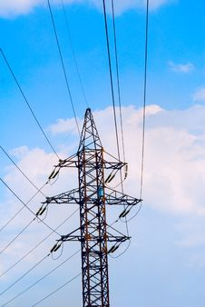 Free Power Pole Stock Photos - 3169163
