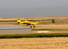 Free Crop Duster Stock Photo - 3169450