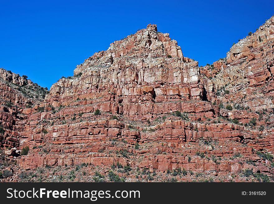 Verde Canyon Mountain