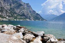 Free Limone, Lake Garda, Italy Royalty Free Stock Images - 31602099