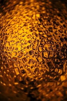 Free Burning Glass Texture Stock Image - 31602221