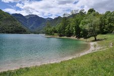 Free Lago Di Ledro, Italy Royalty Free Stock Images - 31602229