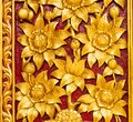 Free Native Thai Style Wooden Art Royalty Free Stock Photo - 31613465