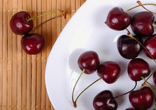 Free Sweet Cherries Royalty Free Stock Photography - 31610097