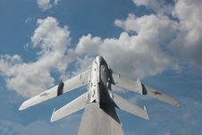 Free Vzmyvaya Into To The Sky Stock Photography - 31610952