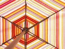 Free Multi Color Umbrella Stock Photo - 31613310