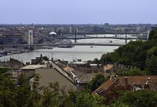Free Aerial View Of Budapest Stock Photo - 31613850