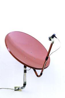 Free Satellite Dish Royalty Free Stock Photos - 31617548