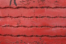 Free Red Tire Texture Stock Images - 31618294