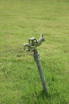 Free Water Sprinkler Stock Images - 31618374