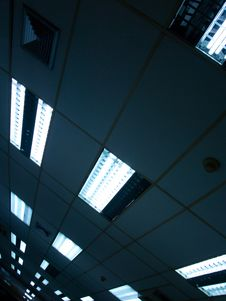 Free Fluorescent Lamp Stock Photos - 31619333