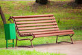 Free Old Brown Bench In Park Stock Photos - 31625113