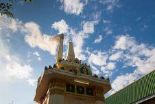 Free Tradition Thai Crematory Stock Photography - 31622252