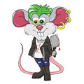 Free Mouse-punk Stock Photo - 31635640