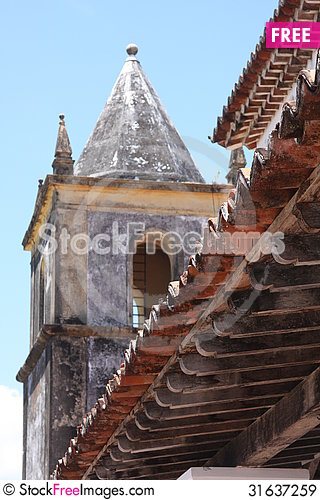 Free Church Detail Royalty Free Stock Images - 31637259