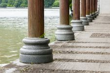 Free Pillars Royalty Free Stock Photography - 31631927