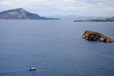 Free Greece. Islands Of The Archipelago Of Cyclades. Royalty Free Stock Images - 31638149