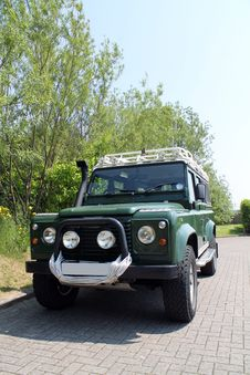 Free 110 Defender CSW Stock Photo - 31645940