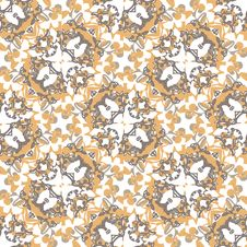 Free Pattern Fabric Vintage Color Seamless Stock Image - 31649201