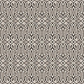 Free Vintage Seamless Pattern Royalty Free Stock Photography - 31656467