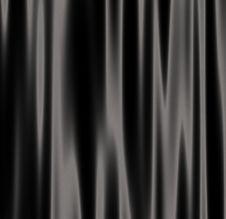 Free Black Curtain Background Stock Image - 31654971