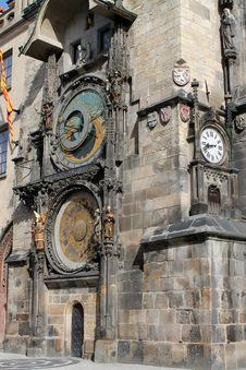 Free Astronomical Clock Stock Photography - 31657662