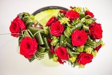 Free Bouquet Of Roses Stock Photos - 31658583