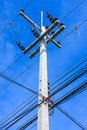 Free Electric Pole Stock Photography - 31667262