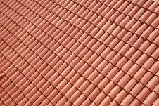 Free Roof Tiles Royalty Free Stock Images - 31660499