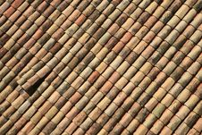 Free Roof Tiles Stock Photos - 31660523