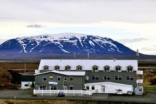 Free Icelandic Hotel Royalty Free Stock Image - 31661716