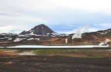Free Volcano Peak Royalty Free Stock Photos - 31661878